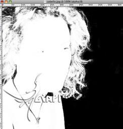 Imagen 5 آموزش تصویری حذف پس زمینه از بین مو در فتوشاپ