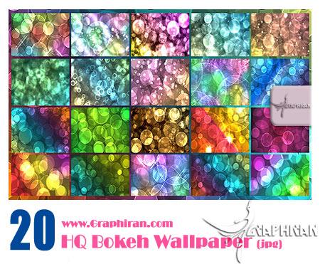 bokeh wallpaper