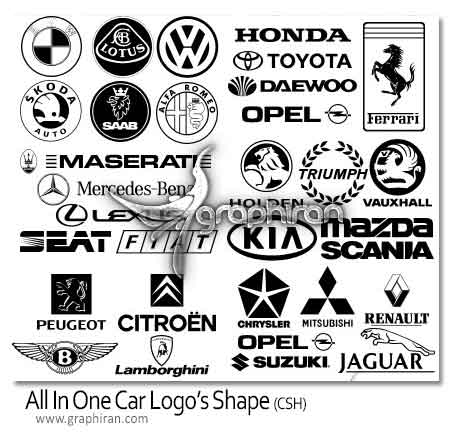 car logo shape