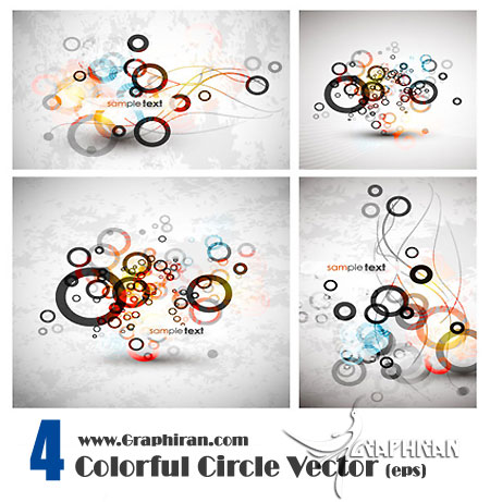 colorfulcircle-vector