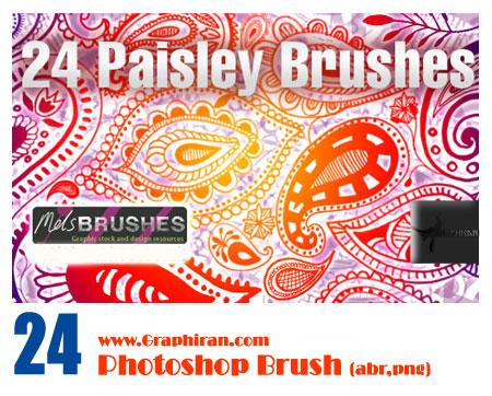 paisleybrushes