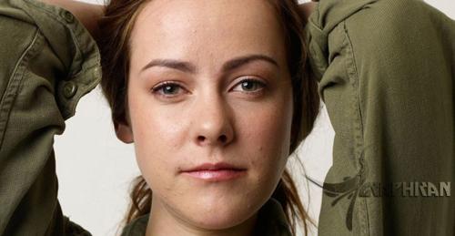 asli 10 آموزش روتوش حرفه ای چهره و پوست صورت در فتوشاپ