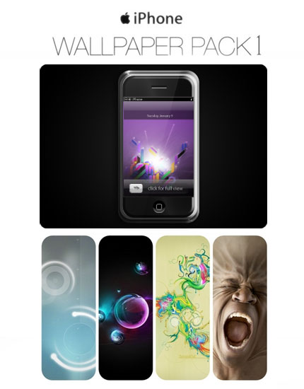 iPhone WALLPAPER دانلود والپیپر آیفون سری اول | iPhone Wallpaper Pack 1