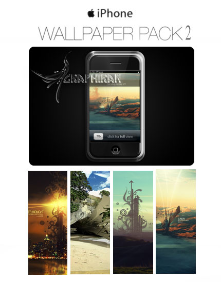 iphone21 دانلود والپیپر آیفون سری دوم | iPhone Wallpaper Pack 2
