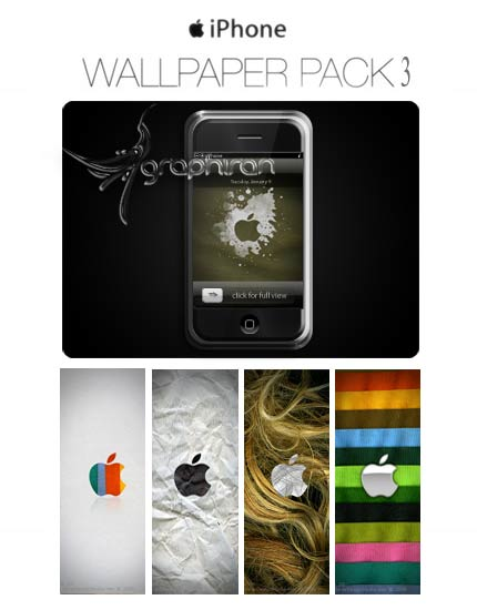 iphone31 والپیپر آیفون سری سوم | iPhone Wallpaper Pack No3