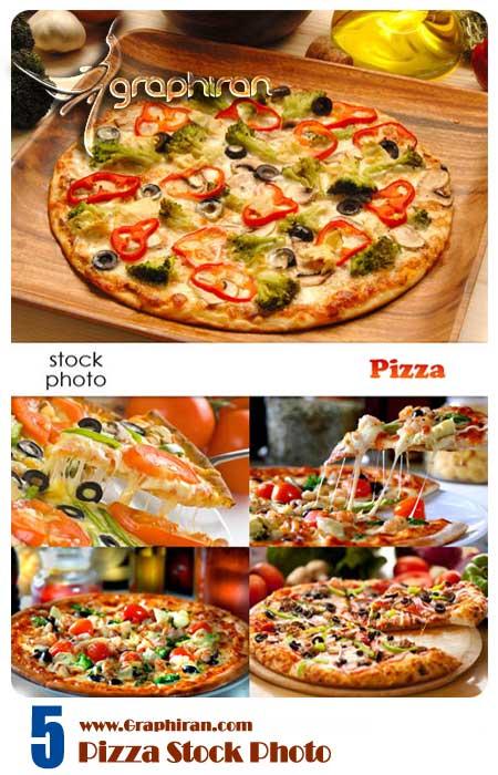 pizza عکس استوک پیتزا شماره 13 | Pizza Stock Photo No13