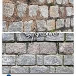 تکسچر دیوار با آجر سنگی شماره ۱۴ | Brick Wall Texture No14