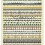 دانلود کادر و حاشیه وکتور | Vintage Border Vector