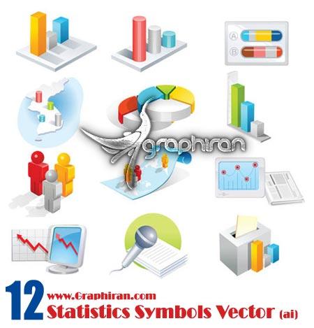 Bright-Statistics-Symbols