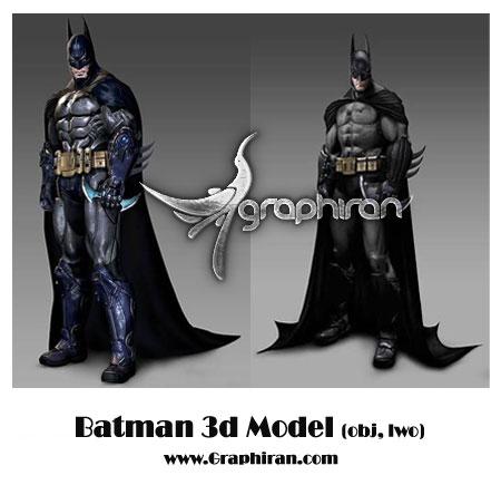 batman3dmodel
