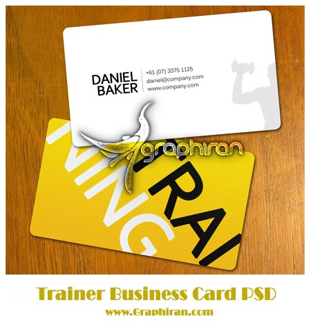 personal-trainer-business-card