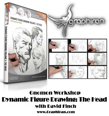Gnomon Workshop: Dynamic Figure Drawing: The Head (with David Finch)