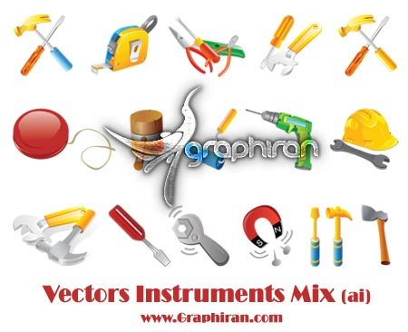 vectors-instruments-mix
