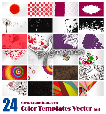 Color-Card-Templates-Mix-Vector