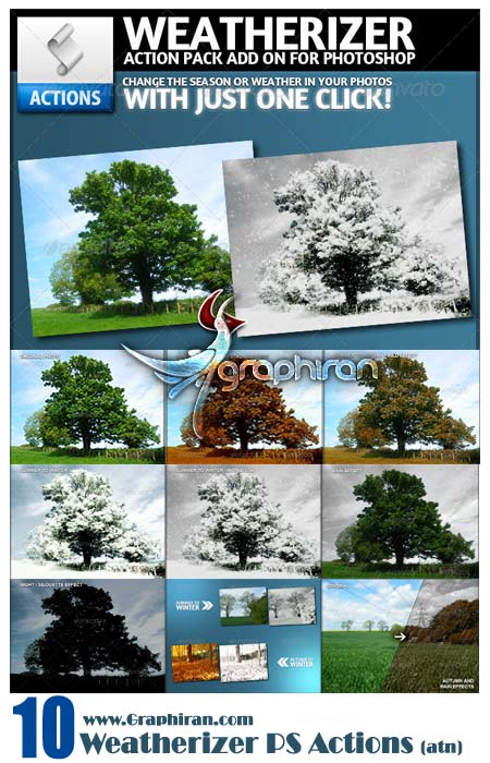 Weatherizer-Photoshop-Actions