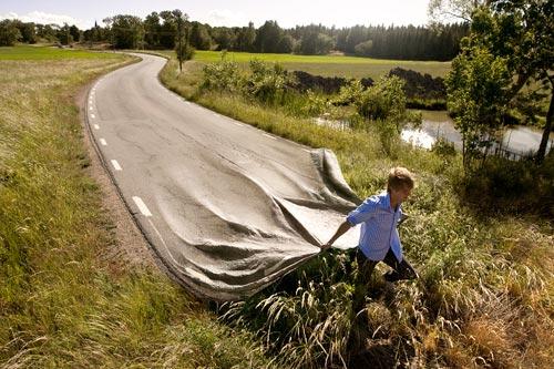 جاده طولانی