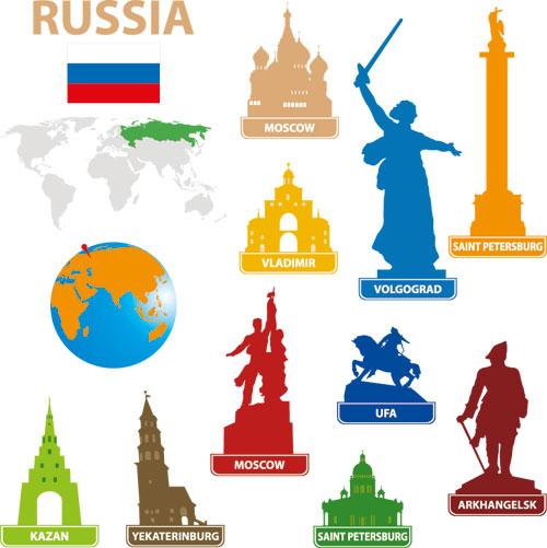 آثار تاریخی روسیه