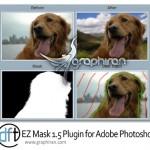 پلاگین فتوشاپ جدا کردن مو از پس زمینه های شلوغ EZ Mask 2.0.0.4