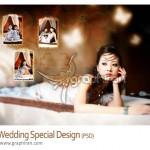 دانلود رایگان فون عروس و داماد آسیایی به صورت PSD شماره ۲۰