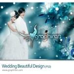 دانلود فون فشن عروس و داماد به صورت PSD شماره ۱۹