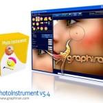 دانلود نرم افزار ویرایش و روتوش عکس PhotoInstrument v5.4