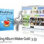 نرم افزار ساخت آلبوم عروسی Wedding Album Maker Gold 3.33