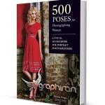 کتاب ۵۰۰ ژست برای عکاسی از زنان – Poses for Photographing Women