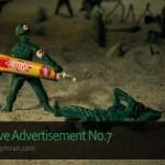 عکس های تبلیغاتی بسیار خلاقانه و جالب سری ۷
