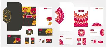 دانلود طرح جعبه بسته بندی، کارت ویزیت، پاکت نامه، جلد سی دی و غیره