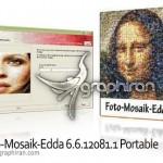 نرم افزار ساخت تصاویر موزاییکی Foto-Mosaik-Edda 7.7.18156.1