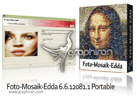 Foto-Mosaik-Edda 6.6.12081.1 Portable