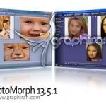 نرم افزار ساخت انیمیشن تغییر چهره FotoMorph 13.7.2