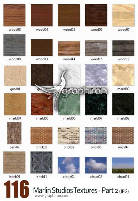 Marlin Studios Seamless Textures