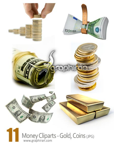 Money Cliparts Gold coins