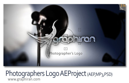 پروژه افتر افکت تبلیغات عکاسان و شرکت های عکاسی