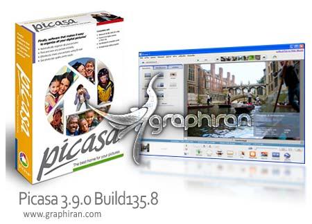 Picasa 3.9.0 Build135.8