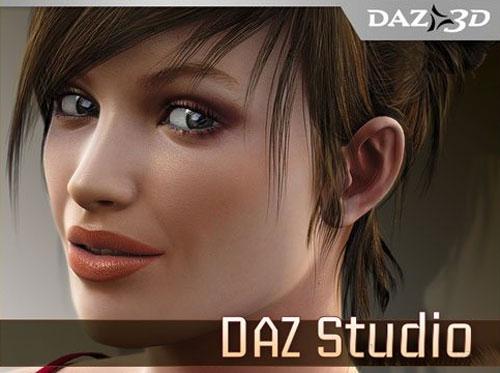DAZ Studio Pro 4.0.3.47