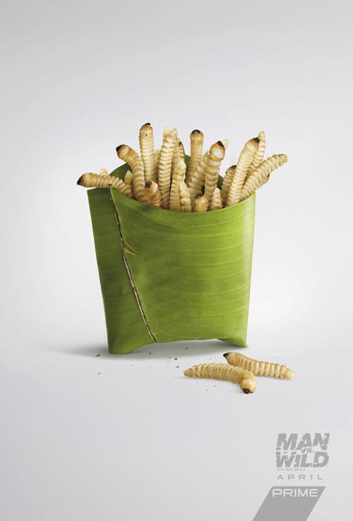 مجموعه تصاویر تبلیغاتی خلاقانه و جالب
