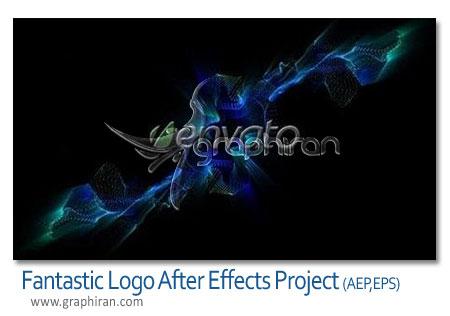 دانلود رایگان پروژه لوگوی خارق العاده برای افتر افکت