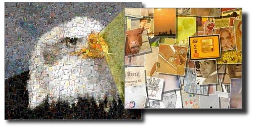 نرم افزار ساخت تصاویر موزاییکی Foto-Mosaik-Edda 6.6.12 Portable