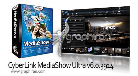 CyberLink MediaShow Ultra v6.0.3914
