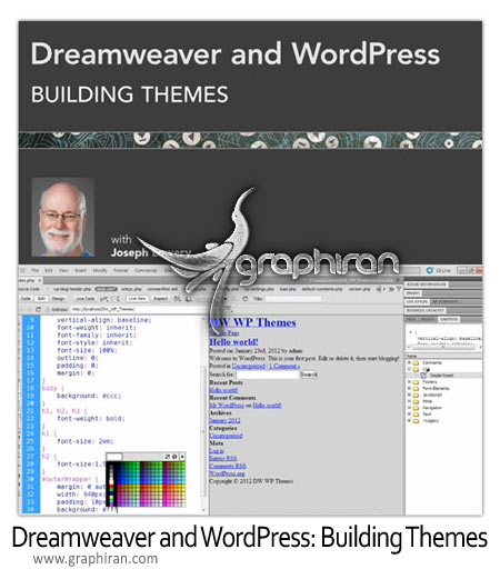 Dreamweaver.and.WordPress