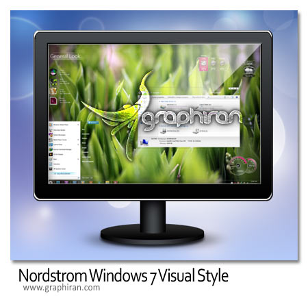 Nordstrom Visual Style for Windows 7