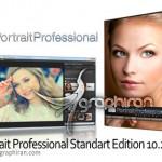 نرم افزار روتوش حرفه ای چهره Portrait Professional v10.2.3