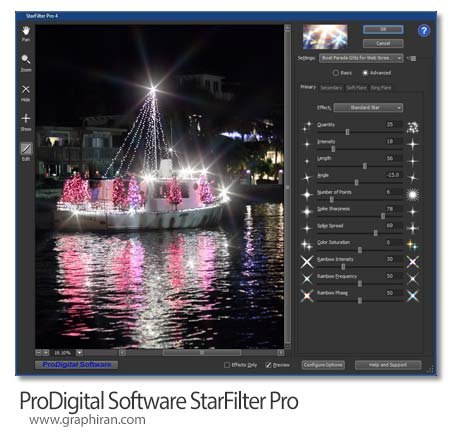 ProDigital Software StarFilter Pro