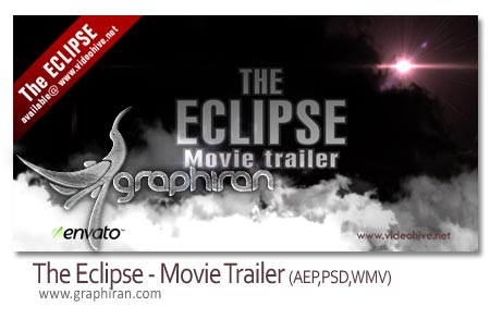The Eclipse Movie Trailer After Effects Project
