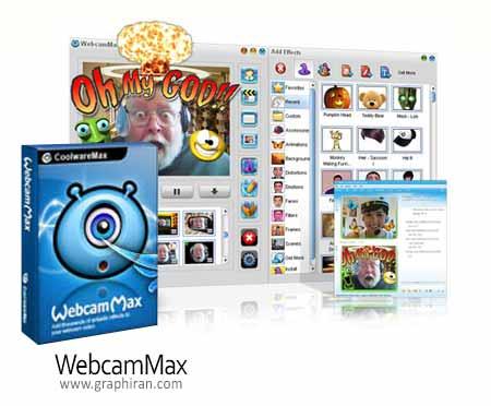 دانلود WebcamMax 7.7.8.6