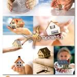 عکس استوک با موضوع خانه و مشاور املاک – Real State Stock Photo
