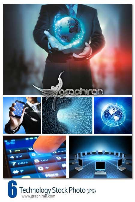 عکس شاتر استوک تکنولوژی و فناوری - Technology Stock Photo