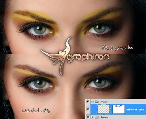 5 آموزش تصویری تکنیک های حرفه ای آرایش صورت در فتوشاپ